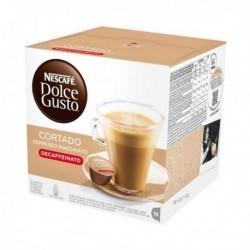 Kapsle Dolce Gusto - Espresso Macchiato Decaffeinato - 16 ks - Nescafé