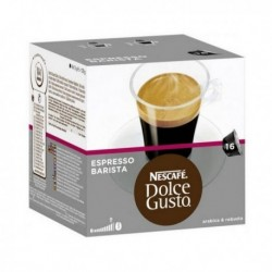 Kapsle Dolce Gusto - Espresso Barista - 16 ks - Nescafé