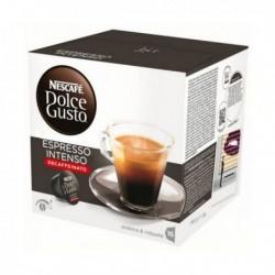 Kapsle Dolce Gusto - Espresso Intenso Decaffeinato - 16 ks - Nescafé