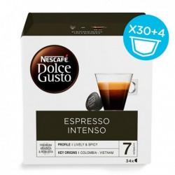 Kapsle Dolce Gusto - Espresso intenso - 34 ks - Nescafé