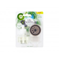 Elektrický osvěžovač vzduchu + náplň - Procházka lesem - 19 ml - Air Wick