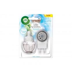 Elektrický osvěžovač vzduchu + náplň - Prádlo ve vánku - 19 ml - Air Wick