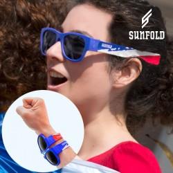 Skládací sluneční brýle - Mondial - Francie - Sunfold
