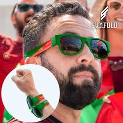 Skládací sluneční brýle - Mondial - Portugalsko - Sunfold