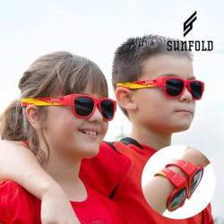 Skládací sluneční brýle pro děti - Mondial - Španělsko - Sunfold