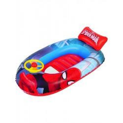 Dětský nafukovací člun s volantem - Spider-Man - Bestway