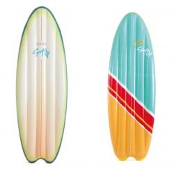 Nafukovací lehátko - surfové prkno - Intex