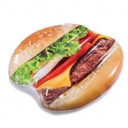 Nafukovací lehátko - hamburger - Intex