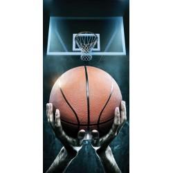 Osuška - basketbal - 140 x 70 cm - Jerry Fabrics