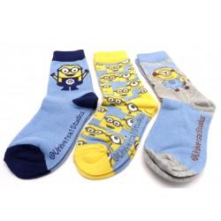 Dětské ponožky PH4743-1 - Mimoň - 3 páry - MCM