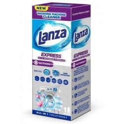 Tekutý čistič pračky - Express - 250 ml - Lanza