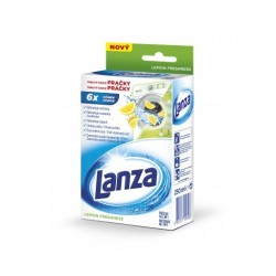 Tekutý čistič pračky - citron -  250 ml - Lanza