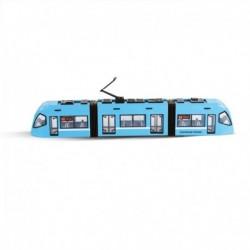 Moderní kloubová tramvaj s otevíracími dveřmi - 47 cm - Rappa