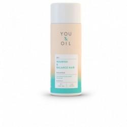Pečující šampon pro všechny typy vlasů - 200 ml - YOU & OIL