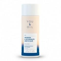Posilující pánský šampon - 200 ml - YOU & OIL