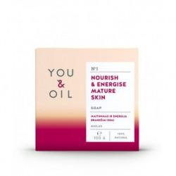 Mýdlo pro zralou pokožku - Energie - YOU & OIL