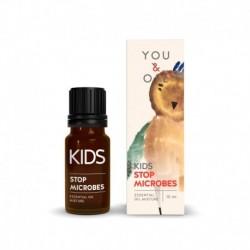 Směs éterických olejů proti mikrobům - pro děti - BIO - 10 ml - YOU & OIL