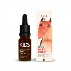 Směs éterických olejů proti dětské kolice - BIO - 10 ml - YOU & OIL