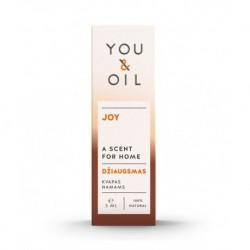 Vůně do bytu - Radost - 5 ml - YOU & OIL