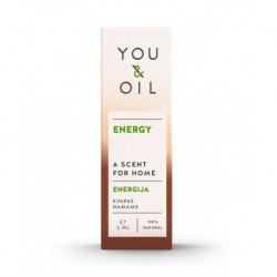 Vůně do bytu - Energie - 5 ml - YOU & OIL