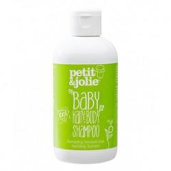 Šampon na vlasy a tělo pro miminka - 200 ml - Petit & Jolie