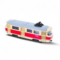Mini tramvaj Tatra T3 - kovová - 8,5 cm - Rappa