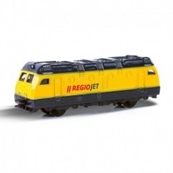 Lokomotiva RegioJet - kovová - 9 cm - Rappa