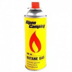 Plynová lahev Butane GAS - 400 ml - Alpen Camping