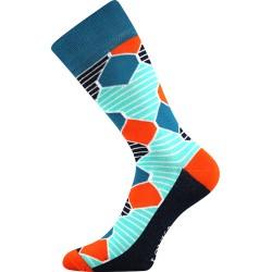 Unisex ponožky - Plástve - Lonka