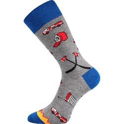 Unisex ponožky - Hasiči - WiTSocks