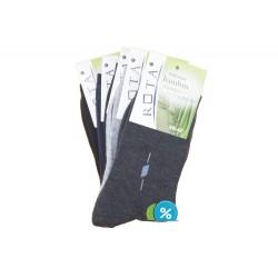 Pánské bambusové ponožky B036 - 5 párů - Rota