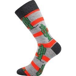 Unisex ponožky - Kaktus - Voxx