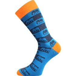 Unisex ponožky - Sloni - Voxx