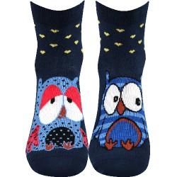 Unisex ponožky - Sovy - WiTSocks