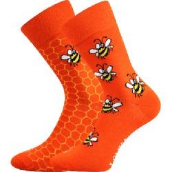 Dámské ponožky - Včely - Lonka