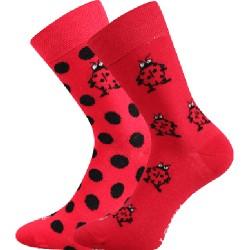 Dámské ponožky - Berušky - Lonka