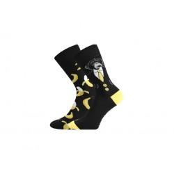 Unisex ponožky - Opice - Lonka
