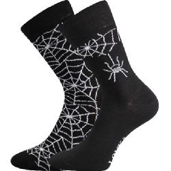 Unisex ponožky - Pavučina - Lonka