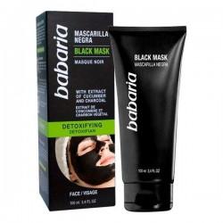 Detoxikační černá maska - 100 ml - Babaria