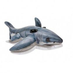 Nafukovací sedátko pro děti - žralok - Intex