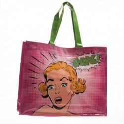Plážová taška Comic Bubble - Omg! - Fashinalizer
