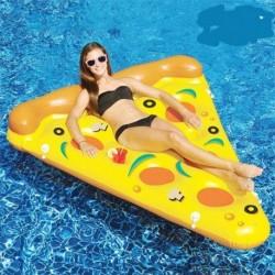 Nafukovací lehátko - pizza - Adventure Goods