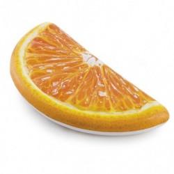 Nafukovací lehátko - plátek pomeranče - Intex