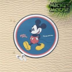 Plážová deka 78047 - Mickey Mouse