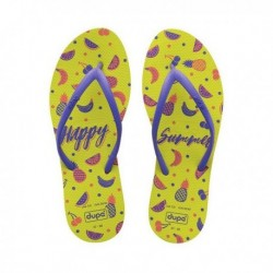 Dámské žabky - Happy Summer - velikost 37-38 - Dupé