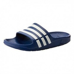 Pánské pantofle - Duramo Slide - modrobílé - Adidas
