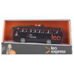 Autobus Leo Express - 16 cm