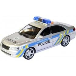 Policejní auto - se zvukem - 24 cm