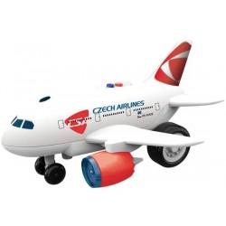 Letadlo ČSA - se zvukem - 30 cm