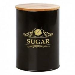 Plechová dóza na cukr